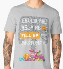Could You Help Me Fill Up My Costume? Men's Premium T-Shirt