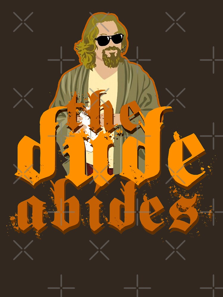 The Dude Abides by McPod