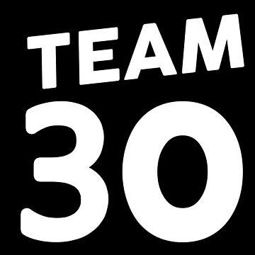 Team 30 by Harou