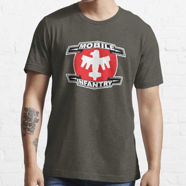 Mobile Infantry Essential T-Shirt