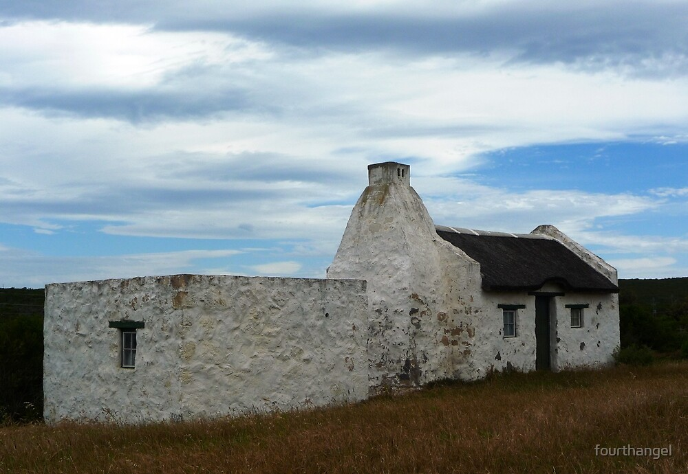 Fishermans' cottages by fourthangel