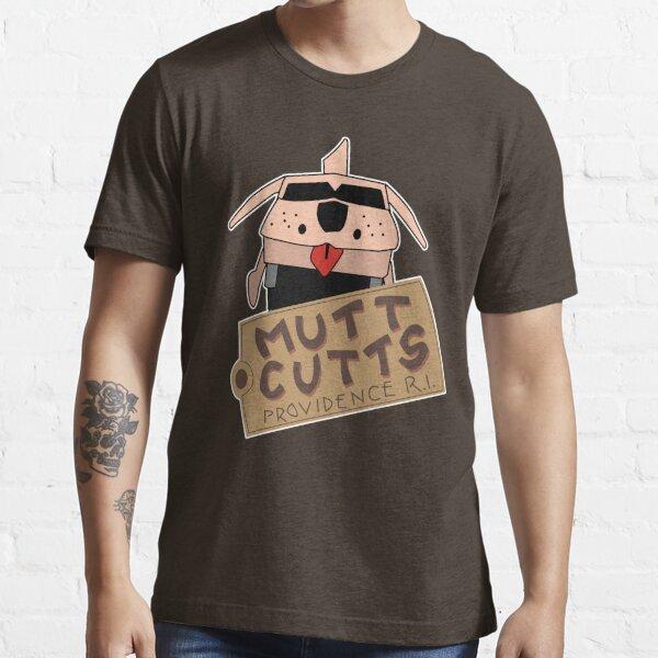 Mutt Cutts Providence Rhode Island Essential T-Shirt