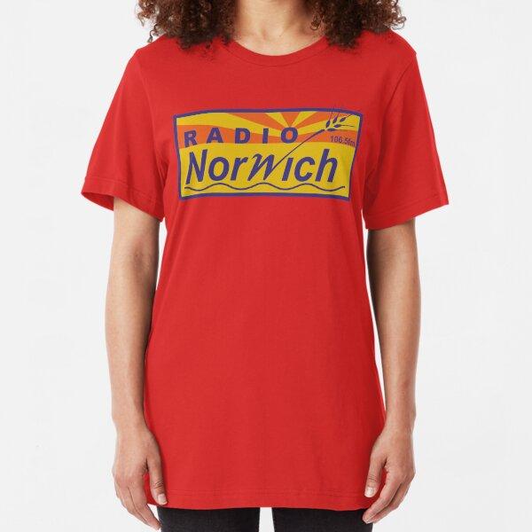 Radio Norwich Slim Fit T-Shirt