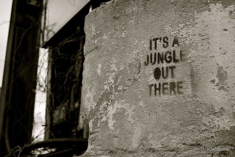 Concrete Jungle by BradenSarai