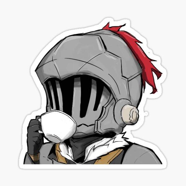 Goblin Slayer Chibi Sticker By Joshuaberba Redbubble
