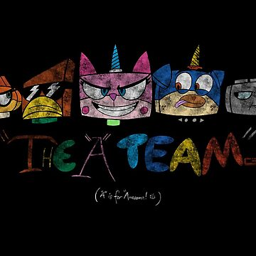 """The """"A"""" Team by Cooper31"""
