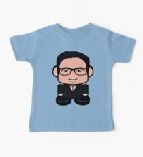 Munchkin POLITICO'BOT Toy Robot Baby T-Shirt