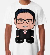 Munchkin POLITICO'BOT Toy Robot Long T-Shirt