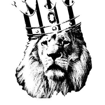 King Lion by MartinusH