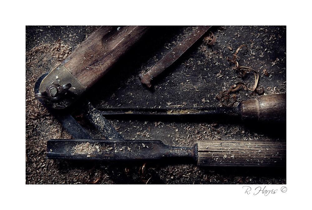 Orderly Work by rharris-images