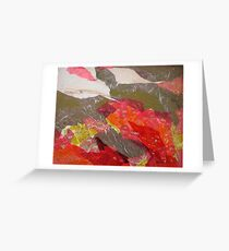Garnets Greeting Card