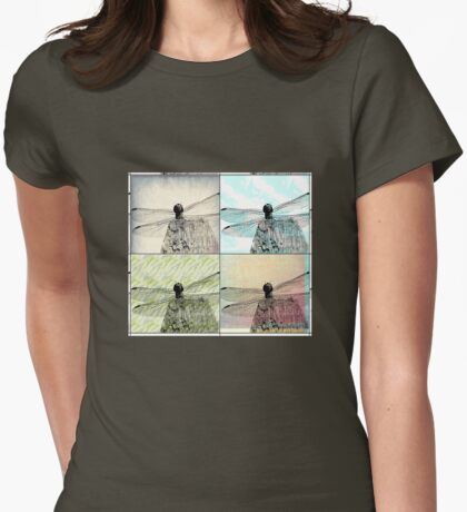 4 Square-Donnie Dragonfly - T-shirt T-Shirt