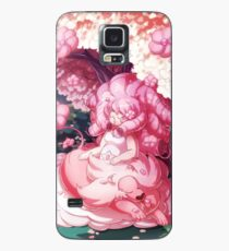 Rose and Lion Case/Skin for Samsung Galaxy