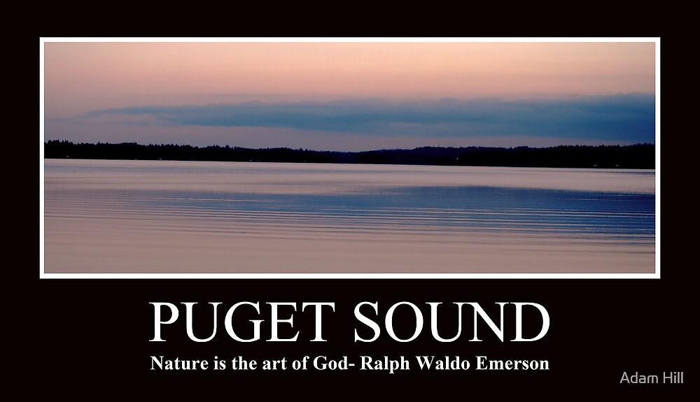 Puget Sound - AZ Hill Photography by Adam Hill