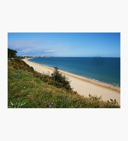 Poole Bay Photographic Print