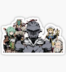 Goblin Slayer 5 Pegatina