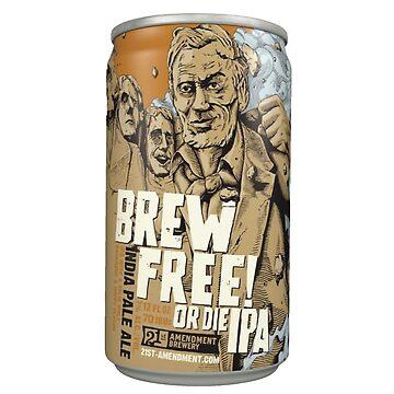 Brew Free Can by skegeebeast