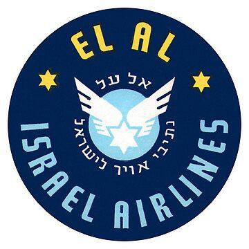 El Al - Israel Airlines by Bloxworth