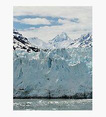 Glacier Bay National Park Photographic Print