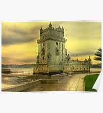 Torre de Belém.... Poster