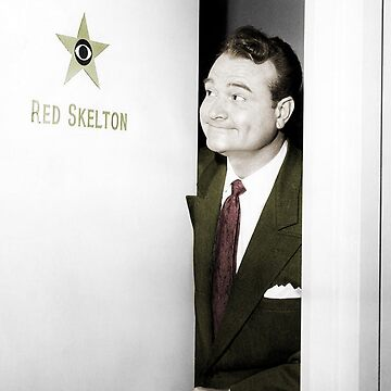 Red Skelton by princessbunhead