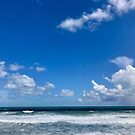 Atlantic Ocean in the Fall by justminting