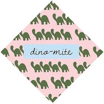Dino-Mite by azaleas