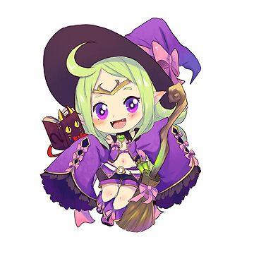 nowi witch by yami11