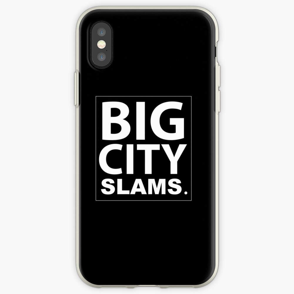 Big City Slams- Letterkenny | iPhone Case & Cover