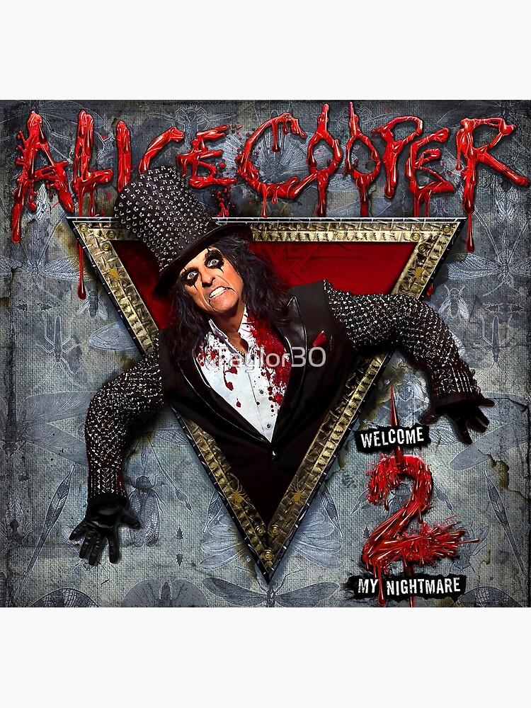 alice nightmare cooper tour 2018 2019 mrono | Poster