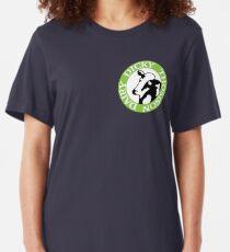 Letterkenny- Daryl's Dicky Thomson Dairy  Slim Fit T-Shirt