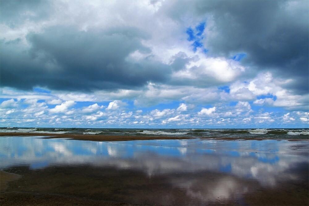 Blue Sky by ryanjbolger