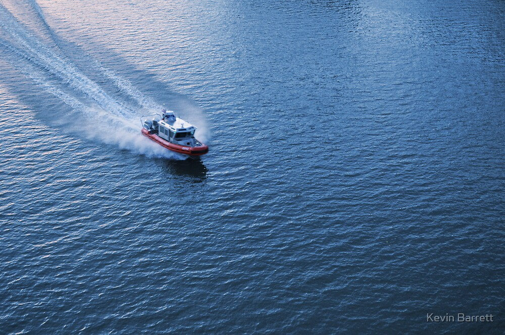 Three Rivers Rescue by Kevin Barrett