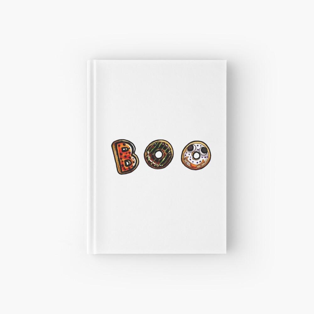 BOO Cookies Hardcover Journal