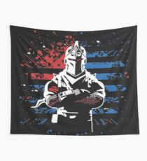 black knight style Wall Tapestry