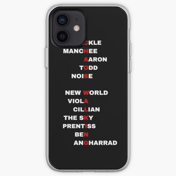 Chaos Walking iPhone Soft Case