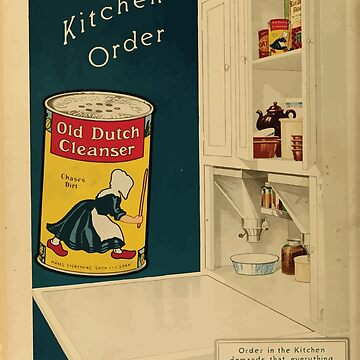 Advertisements Photoplay Magazine April through September 1918  0136 Old Dutch Cleanser by wetdryvac
