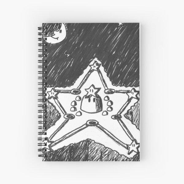 Star (Inktober 2018 #8) Spiral Notebook