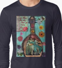 Music Lessons..(Best viewed close up) Long Sleeve T-Shirt