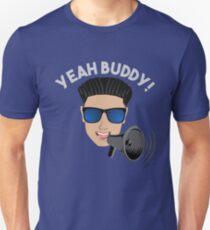 7c20aff855c DJ Pauly D Megaphone Yeah Buddy! Unisex T-Shirt