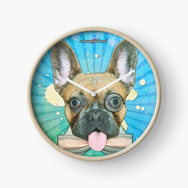 belle ame beautiful soul Clock