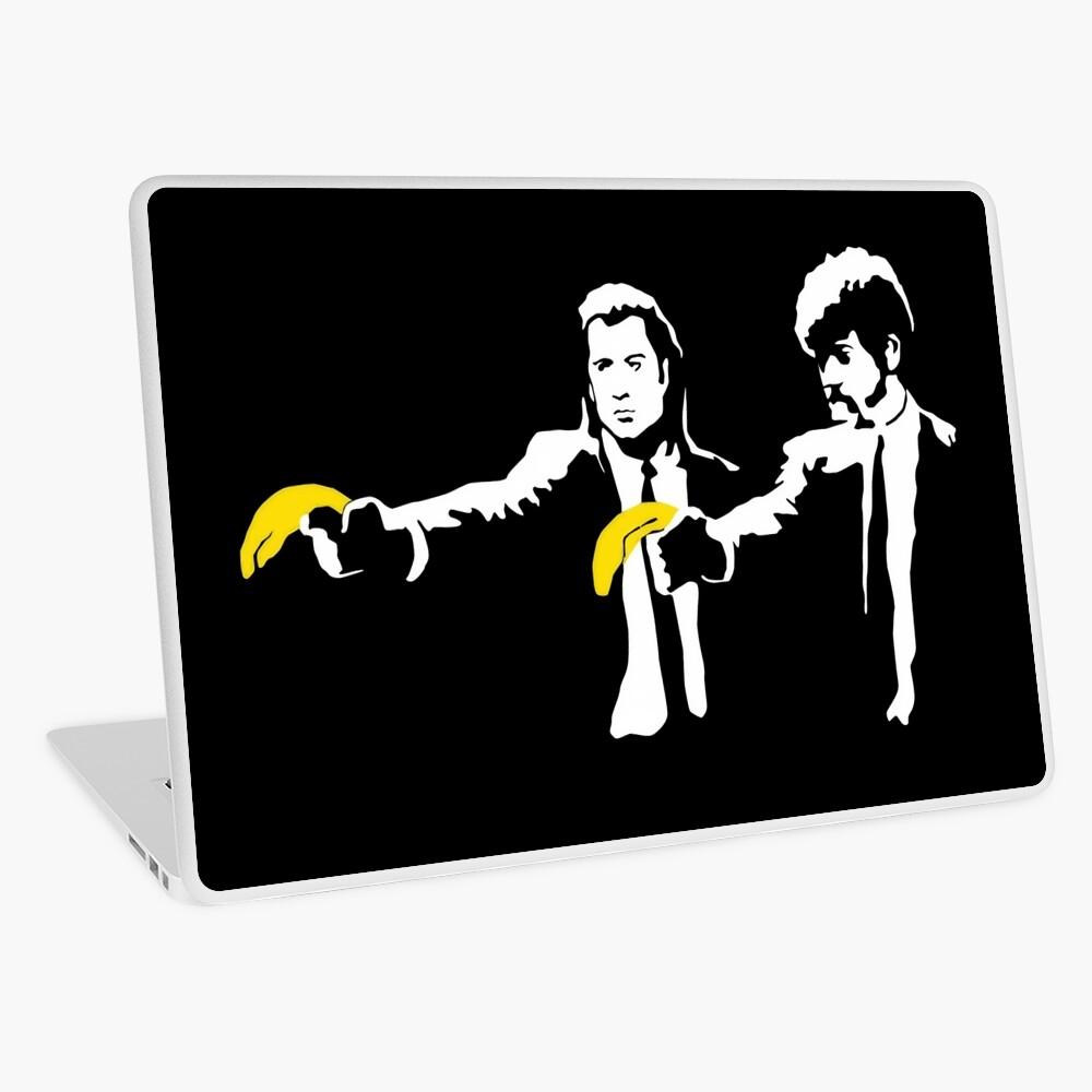 Pulp Fiction Banksy Canvas