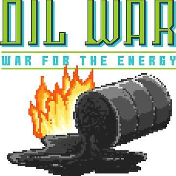 Oil War: War For The  Energy by flipper42