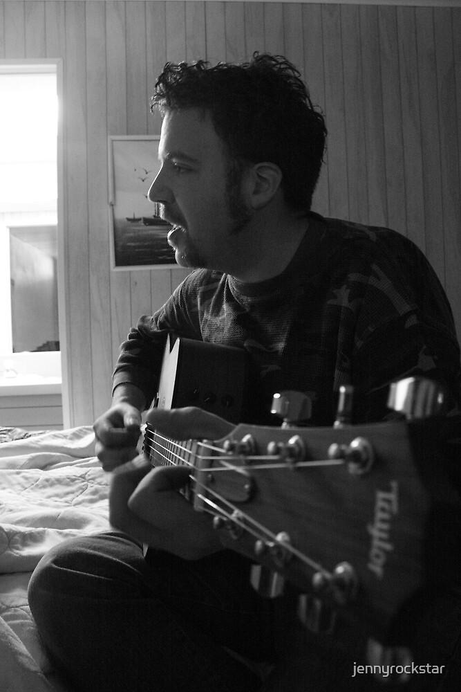 Matt - Acoustic by jennyrockstar