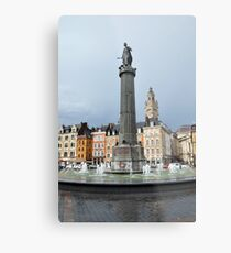Lille, France Metal Print