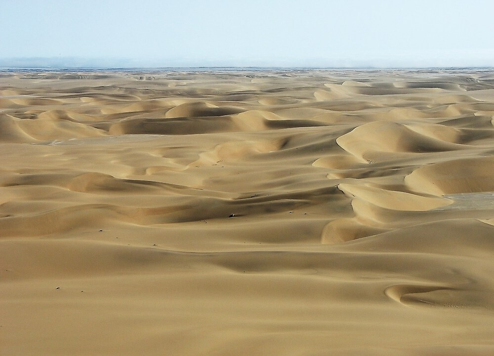 Namibia dunes by DianaC