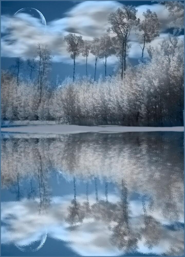 Blue Moon by imagen