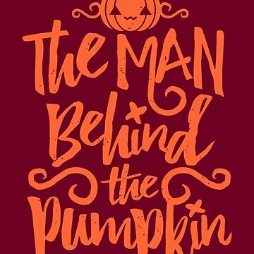 The Man Behind the Pumpkin by VomHaus
