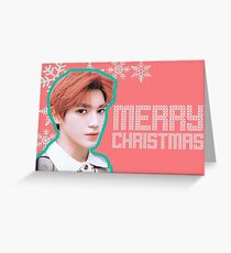 NCT TAEYONG - CHRISTMAS CARD Greeting Card
