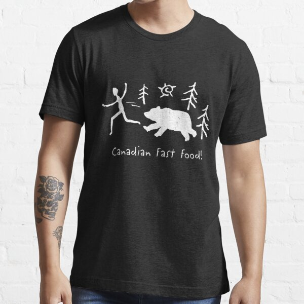 Canadian Fast Food Essential T-Shirt